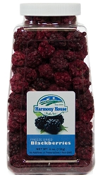Freeze Dried Blackberries (4 oz.)