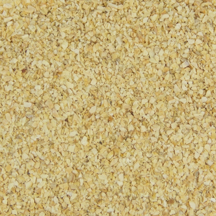 Dried Garlic, Gourmet Minced (50 lb)