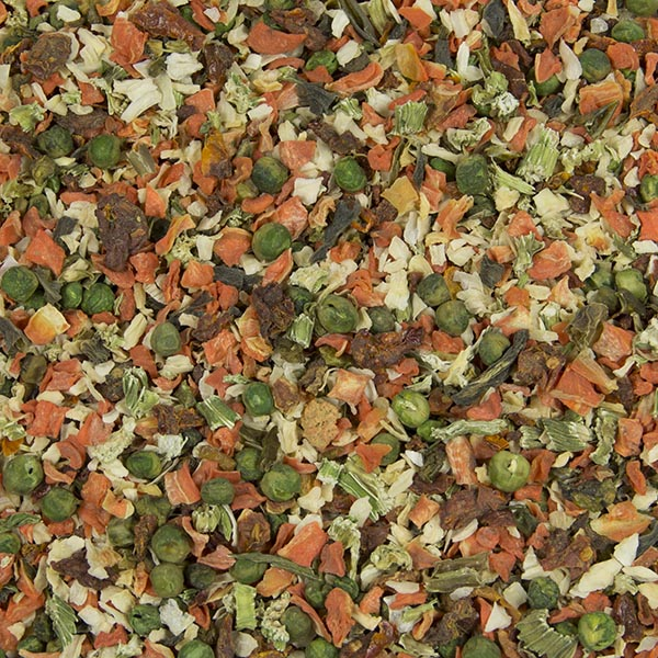 Dried Vegetable Soup Mix (16 lbs)