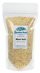 Dried Garlic, Gourmet Minced (6 oz)