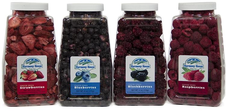 Berry Medley (4 Jars, Quart Size)