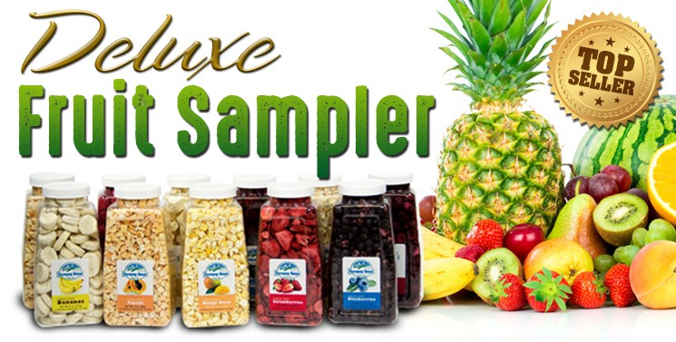 Harmony house freeze dried and dehydrated foods - Dried fruit business ...