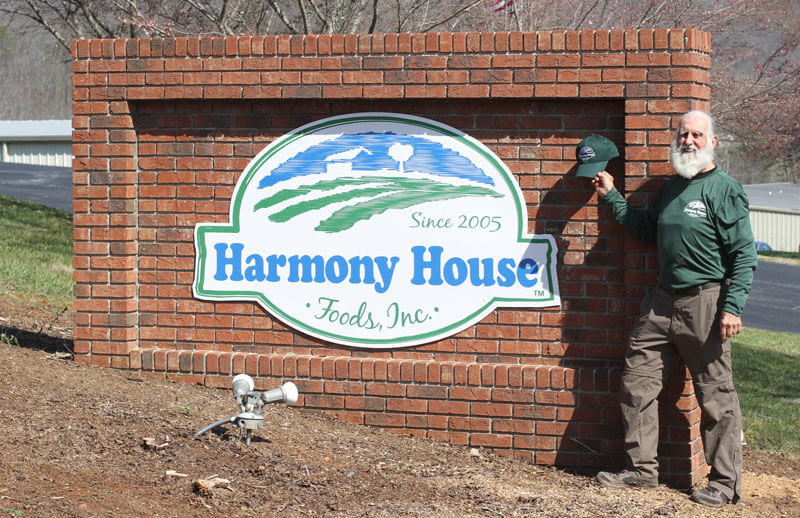 "AT Hiker Dale Sanders ""Grey Beard"" Q&A at Harmony House HQ"
