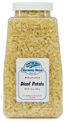 Dried Potatoes, Diced (12 oz)