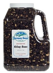 Dark Kidney Beans (60 oz.)