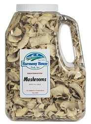 Dried Mushrooms, Sliced (14 oz)