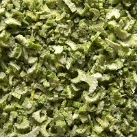 Freeze Dried Celery, crosscut (15 lb. Wholesale Box)