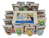 TRAIL READY Gourmet Soup & Chili Pack (18 ct)