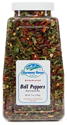 Dehydrated Bell Peppers | Dried Mixed Peppers