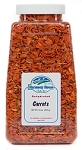 Dried Carrots (16 oz)