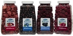 Berry Medley (4 Jars, Quart Size)