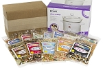 Deluxe Soup Variety Pack (12 Bags /w cooker)