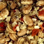 Northern Bean Stew Mix - PLAIN (25 lb. Bulk Box)