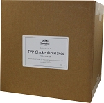 TVP Chickenish Flakes (15 lbs.)