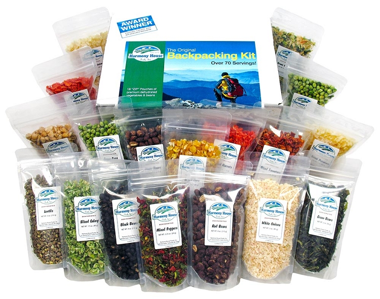 Backpacking kit 18 zip pouches dehydrated food camping backpacking kit solutioingenieria Image collections