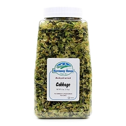 Dried Cabbage (6 oz)