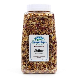 Dried Shallots (8 oz)