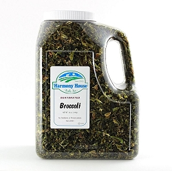 Dried Broccoli Flowerets (32 oz)