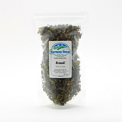 Dried Broccoli Flowerets (2 oz)