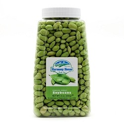Freeze Dried Soybeans (8 oz)