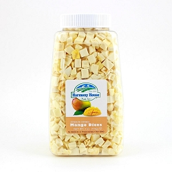 Freeze Dried Mangoes (4 oz)