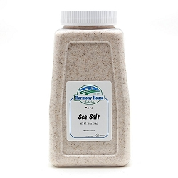 Sea Salt (38 oz)