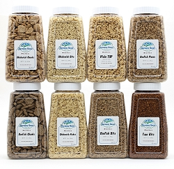 TVP Pantry Stuffer (8 Varieties, Quart Size)