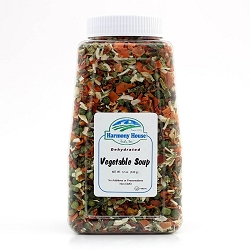 Dried Vegetable Soup Mix (12 oz)