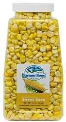 Freeze Dried Super Sweet Corn (8 oz)