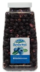 Freeze Dried Blueberries (6 oz)