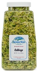 Dried Cabbage (12 oz)