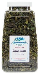 Dried Green Beans (8 oz)