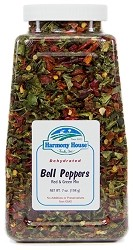 Dried Peppers, Mixed (10 oz)