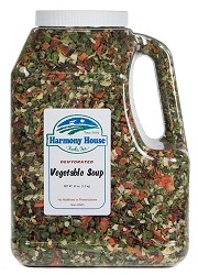 Dried Vegetable Soup Mix (42 oz)