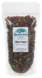 Dried Peppers, Mixed (2.25 oz)