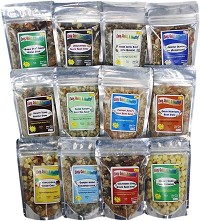 Gourmet Soup & Chili Blends Sampler (12 ct)