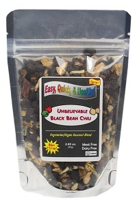 Unbelievable Black Bean Chili (2.85 oz)