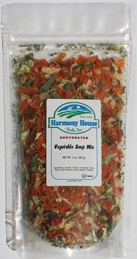 Dried Vegetable Soup Mix (3 oz)