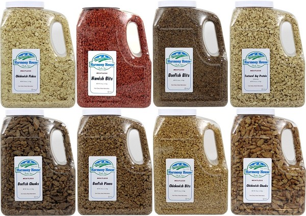 TVP Family Pack (8 Varieties, Gallon Size)