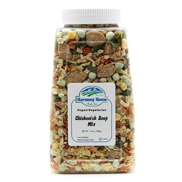 Chickenish Soup Mix - PLAIN (14 oz)