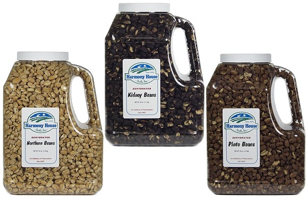 Bean & Legume Family Pack (8 Varieties, Gallon Size)
