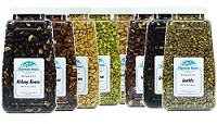 Bean & Legume Pantry Stuffer (8 Varieties, Quart Size)